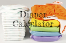 Diaper Calculator