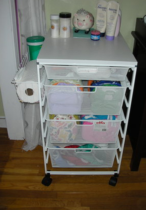 How to Organize a Simple and Cheap Diapers
